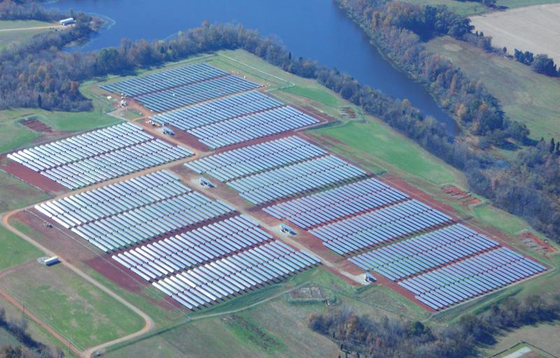 Sunedison Partners With Duke On North Carolina Solar