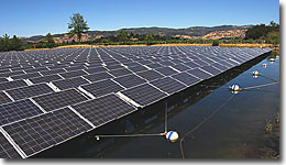 SPG Solar Inc. custom designed and built the mounting systems