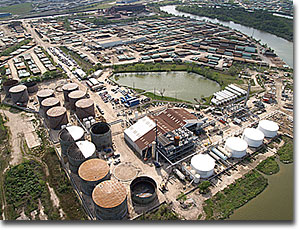 Conversion of waste oil and chemical refinery to biodiesel refinery